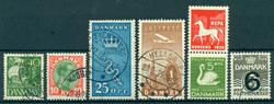 Danmark - Samling - 1926-64