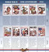 Marshall Islands - End of World War II - Mint set 10v