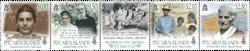 Pitcairn Øerne - Rosalind Young historiker - Postfrisk sæt 5v