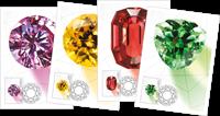 Australia - Gemstones - Maxi Cards