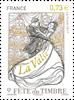 Frankrig - L'Étoile - Postfrisk frimærke