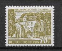 Berliini 1954 - AFA 124 - Postituore