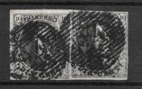 Belgia 1849 - AFA 3a - Leimattu