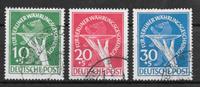 Berliini 1949 - AFA 68-70 - Leimattu