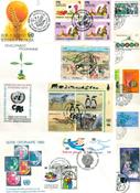 United Nations - Duplicate lot