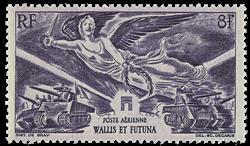 Wallis - YT PA004 - postfrisk