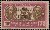 Wallis - YT 64 - Mint