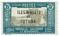 Wallis - YT 56 - Mint