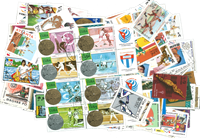 Summer Olympics - 250 stamps