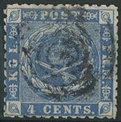 Dansk Vestindien - 1873