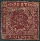 Dansk Vestindien - 1856