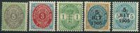 Danish Antilles - 1876-1905