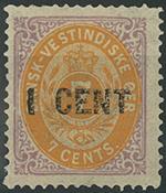Dansk Vestindien - 1887
