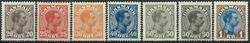 Danmark - 1921-22