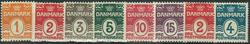 Danmark - 1905-17