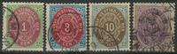 Danish Antilles - 1873-79