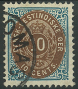 Dansk Vestindien - 2901