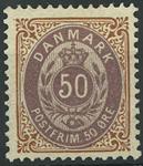 Danmark - 1897
