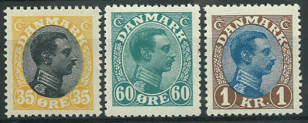 Danmark - 1919-22