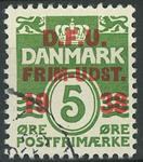 Danmark - 1938