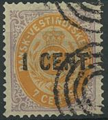 Danish Antilles - 1887
