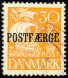 Danmark 1927 - Postfærge