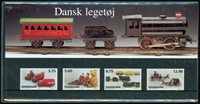 Danmark - Dansk Legetøj. Souvenirmappe