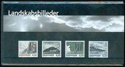 Danmark - Landskabsbilleder. Souvenirmappe