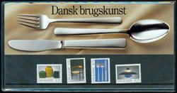 Danmark - Dansk Brugskunst. Souvenirmappe 1991