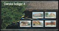 Danmark - Danske boliger 4. Souvenirmappe