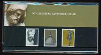Danmark - Ny Carlsberg Glyptotek 100 år. Souvenirmappe