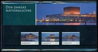 Danmark - Den Danske Nationalscene. Souvenirmappe.