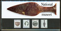 Danmark - Nationalmuseet - Souvenirmappe