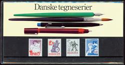 Danmark - Danske Tegneserier. Souvenirmappe