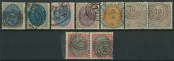 Danmark - Parti - 1871-75