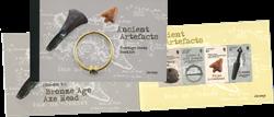 Jersey - Arkæologiske fund - Postfrisk flot prestigehæfte