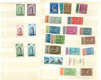 Europa stamps - Collection