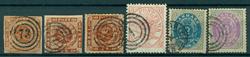 Danmark - 1854-71