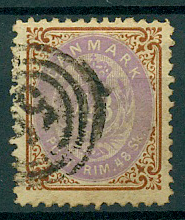 Danmark - 1870