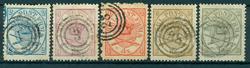 Danmark - 1864-70
