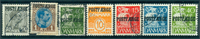 Danmark - Postfærge - 1922-40