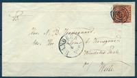 Danmark - Parti - 1854-64