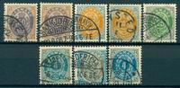 Danmark - 1895-1903