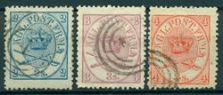 Danmark - 1865