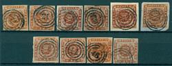 Danmark - 1858-62