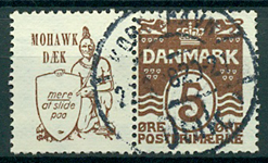 Danmark - Reklamemærker