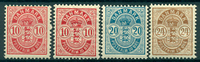 Danmark - 1895-1901