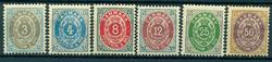 Danmark - 1895