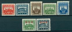 Danmark - 1920-21
