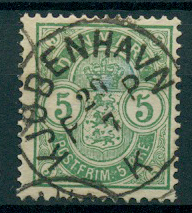 Danmark - 1884